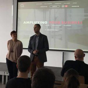 Mentoring dla studentów Uniwersytetu Gdańskiego w ramach współpracy z O4 coworking.